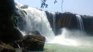 Отдых во Вьетнаме. Экскурсия в Даклак из Нячанга. Водопад Драйнур