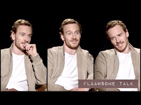 Michael Fassbender On How FAME Changed His Life, and shooting THE SNOWMAN in Norway.