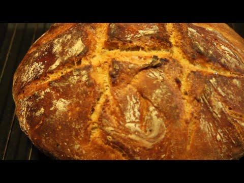 pain-maison-à-la-cocotte