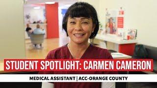 ACC Student Spotlight: Carmen Cameron