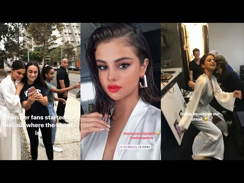 Selena Gomez  Snapchat Story  26 August