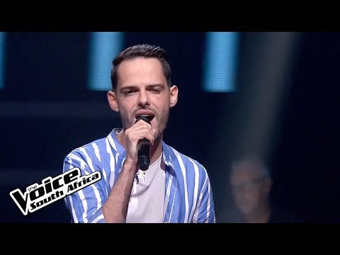 Matthew Reid – 'What About Us' | KnockOuts | The Voice SA | M-Net