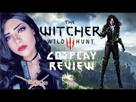 Yennefer of Vengerberg - Cosplay Review - The Witcher