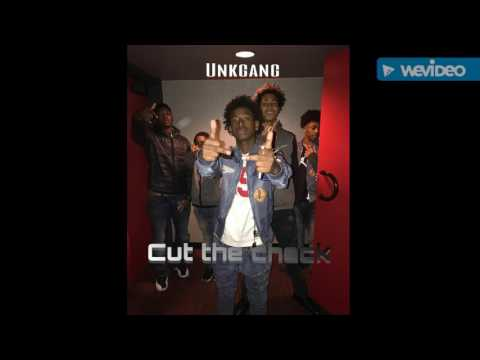 UnkGang - Cut The Check (Official Audio)