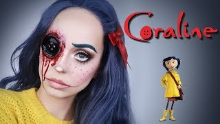 Coraline | Maquillage Halloween
