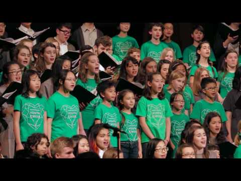 If You're Out There - Vancouver Youth Choir