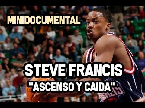 "Steve Francis - ""Su Historia NBA"" - Mini Documental"