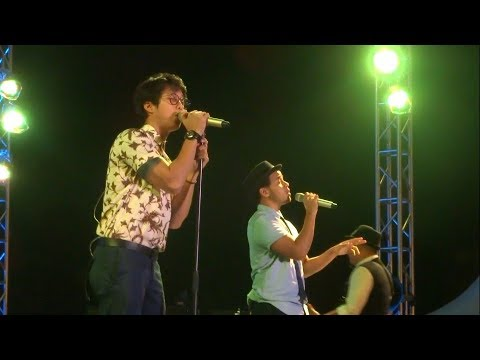 [HD] Yovie & Nuno - Indah Kuingat Dirimu - Prambanan Jazz 2017 [FANCAM]