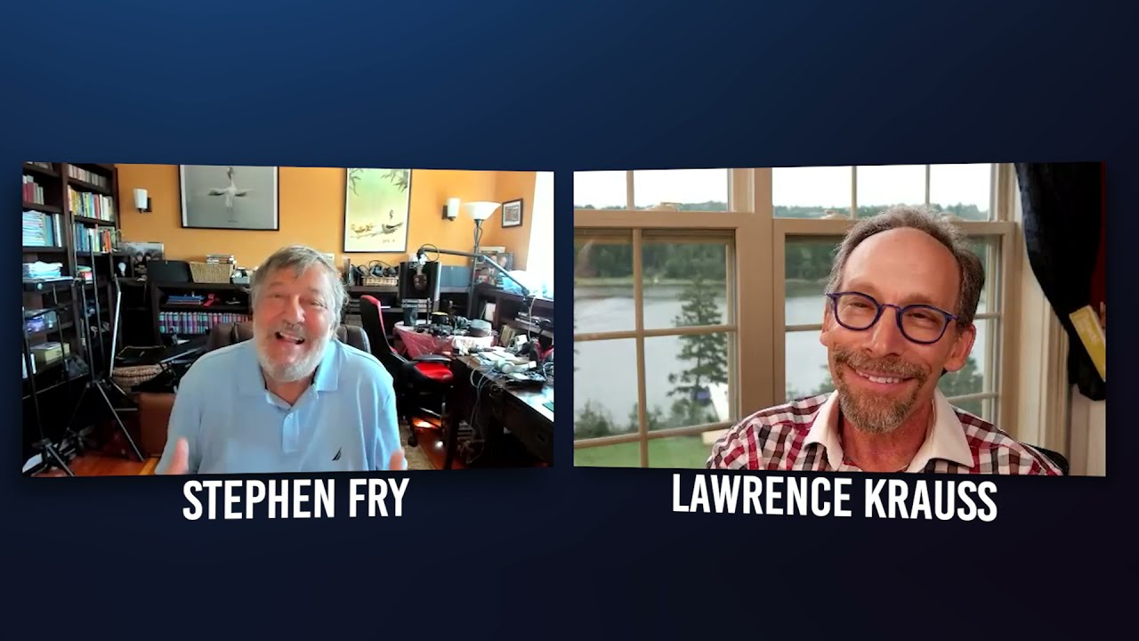 Current Events with Stephen Fry and Lawrence Krauss