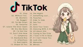 Tik Tok Songs Playlist 2021 Lyric🎵 Best TikTok Music 2021 🎵 TikTok Hits 2021