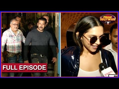 Thumbnail: Salman's Starry Tantrums On The Sets Of 'Race 3' | Deepika On Her Marriage Plans With Ranveer