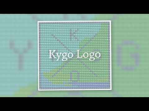 Kygo Logo - FL Studio Piano Roll Speed Art