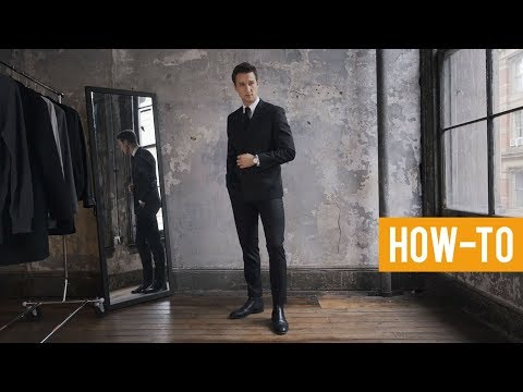How To Get The Most Out Of A Suit   8 Ways To Style