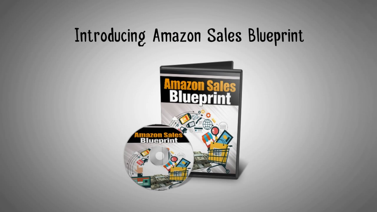 Amazon sales blueprint affiliate training video course youtube amazon sales blueprint affiliate training video course malvernweather Images