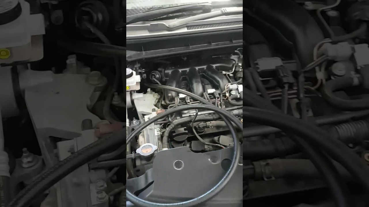 V6 Nissan Murano Blows Blue smoke NO new engine needed