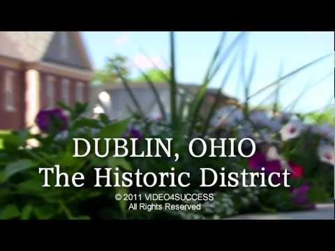 DUBLIN, OHIO - The Historic District
