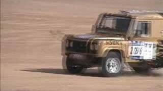 vuclip Team Saluki - 2006 UAE Desert Challenge