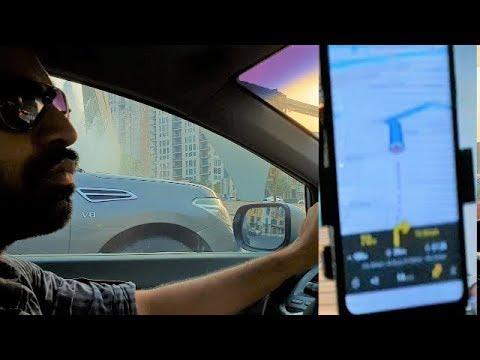 Use the Smart Drive App instead of Google Maps in Dubai