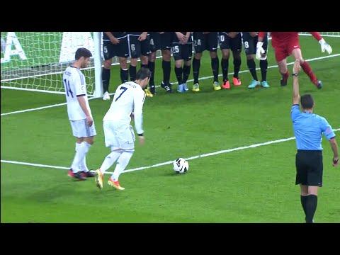 When Cristiano Ronaldo Scores a Rare Goal indir