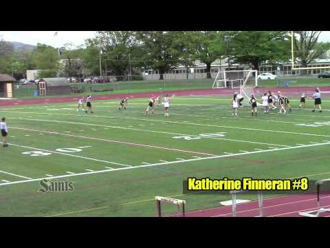 Katherine Finneran #8 - Berks Catholic High School