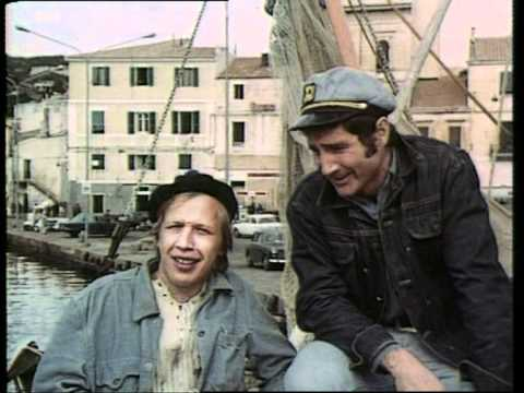 Freddy Quinn  Auf einem Seemannsgrab da blühen keine Rosen Film Haie an Bord