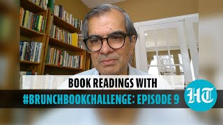Book readings with #BrunchBookChallenge: Raza Mir