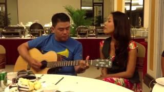 Quynh Scarlett - Một thời đã xa (Trường Huy chơi guitar)