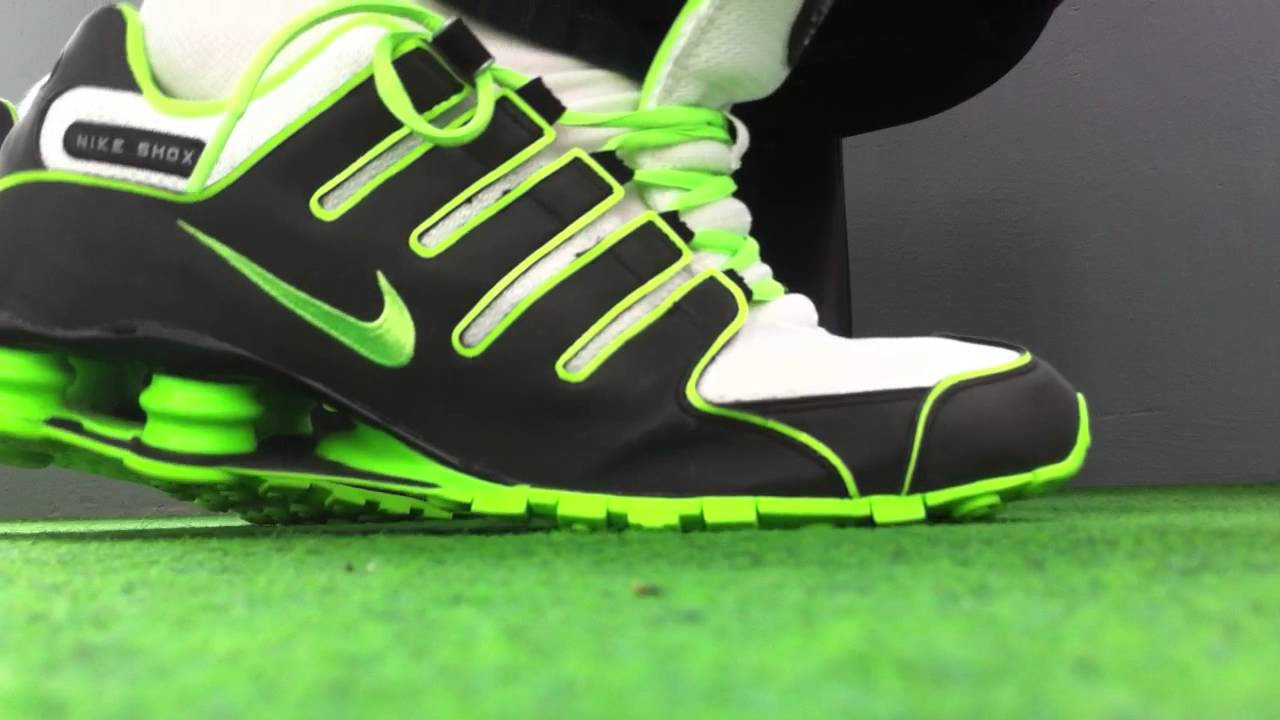 detailing 97dc8 9584b Nike SHOX NZ ID , Size US12