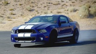Ford Shelby GT500 Cobra 2013 Videos