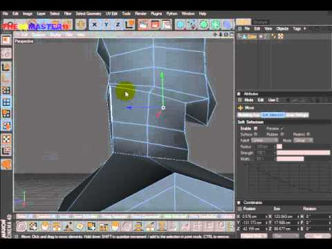 how to make your own low poly game character part 4