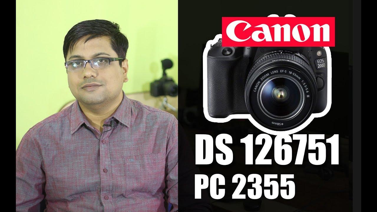 Canon Registered 3 More Camera - Canon Rumors Nov 2018 [Update]
