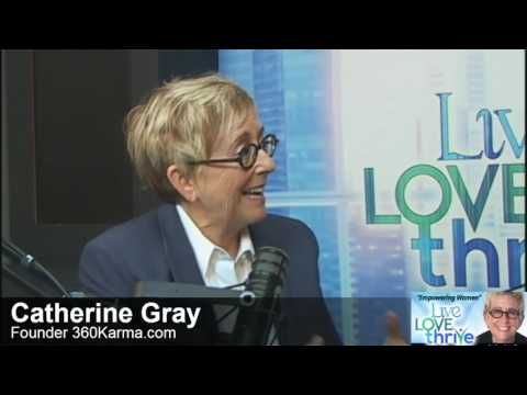 Live Love Thrive Talk Show-Makeovers That Matter Founder MJ