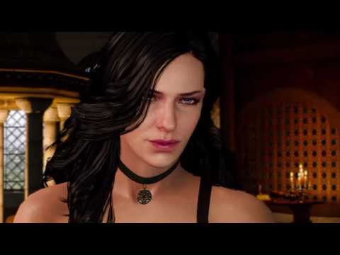 Lets Play Witcher 3 Wild Hunt Part 1 Naughty Bits
