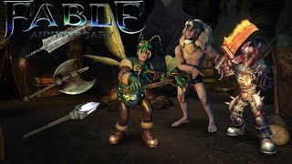 Fable Anniversary: Creature Weapons & Outfits Pack