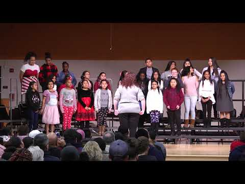 Quarter Mile Lane School Holiday Concert 2018