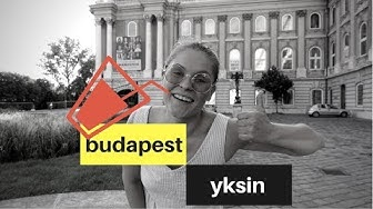 ONE DAY IN BUDAPEST | Kirpputorit, nähtävyydet & kasvisravintolat