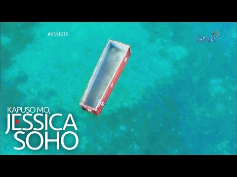 Kapuso Mo, Jessica Soho: Floating ataul, namataan sa Zamboanga del Sur?!