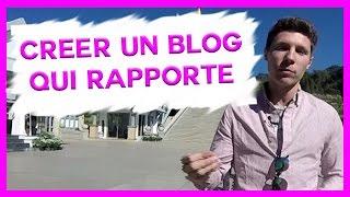 Comment CRÉER un BLOG qui RAPPORTE de L'ARGENT thumbnail