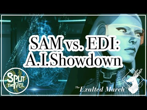 {Split the Veil-Ep.5} SAM vs. EDI: A.I. Showdown!