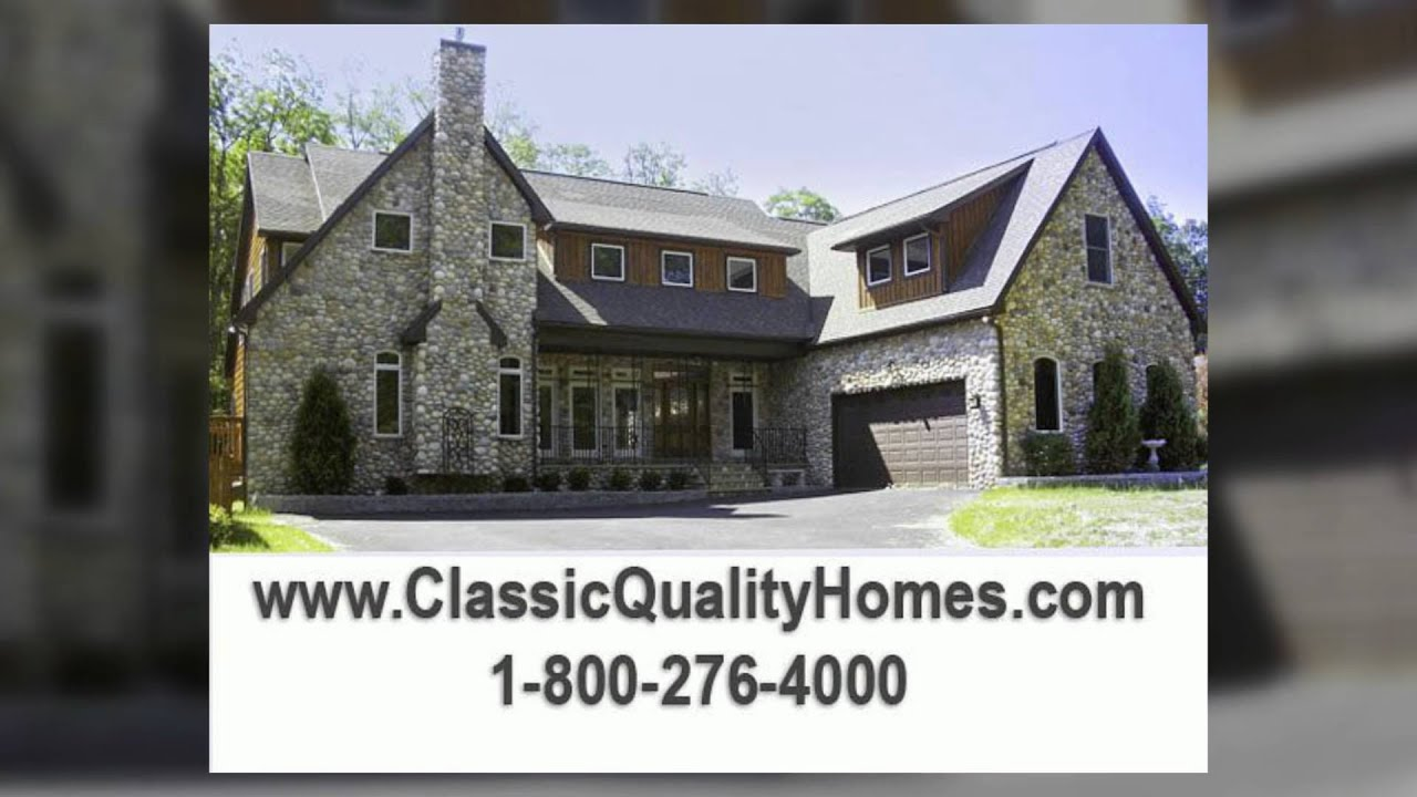 Classic quality homes 1080p youtube for Classic quality homes