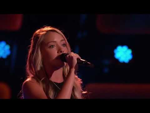 Emily Ann Roberts   I Hope You Dance The Voice Blind Audition