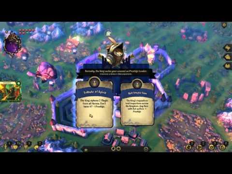 Armello: Barnaby Gameplay