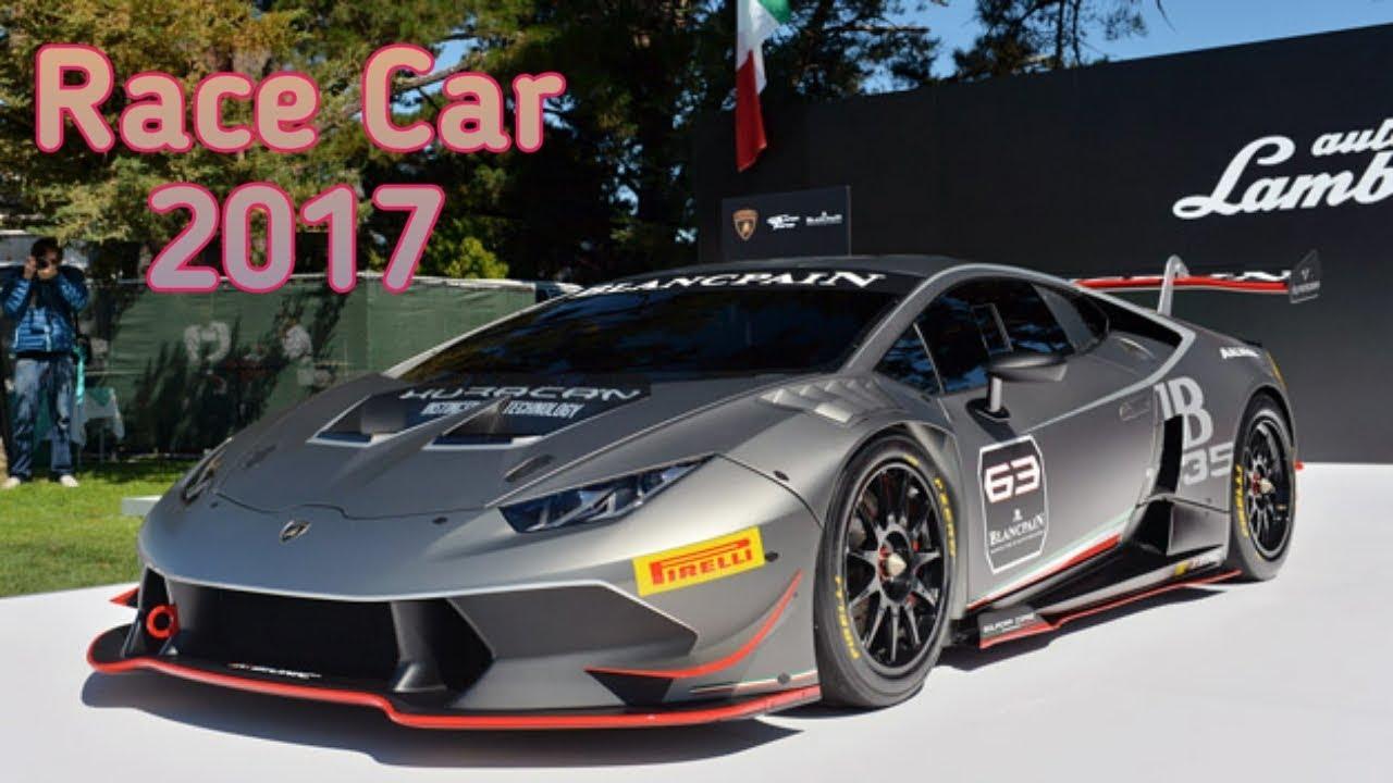 Lamborghini Huracan Race Car 2017 Guru
