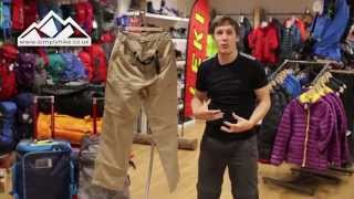 The North Face Paramount Peak Convertible Pant Dune Beige - www.simplyhike.co.uk