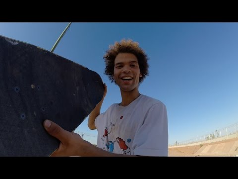 GoPro: Skateboarding Morocco with Nassim Guammaz