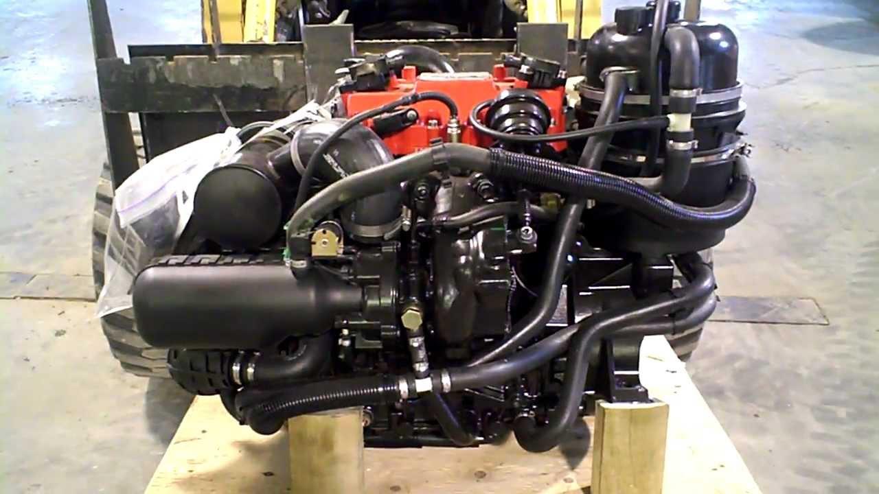 Lot 1135e 2004 Polaris Msx 110 150 Turbo 4 Stroke Crate