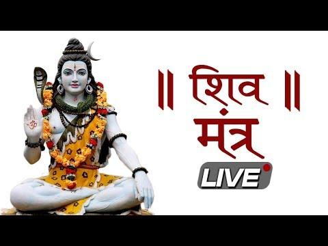 LIVE: ॐ नमः शिवाय धुन - Non-Stop Shiv Mantra - Om Namah Shivay