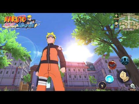 Ini Dia! Naruto MMORPG di Android - Naruto Slugfest - 동영상