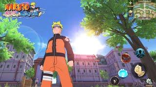 Ini Dia! Naruto MMORPG di Android - Naruto Slugfest
