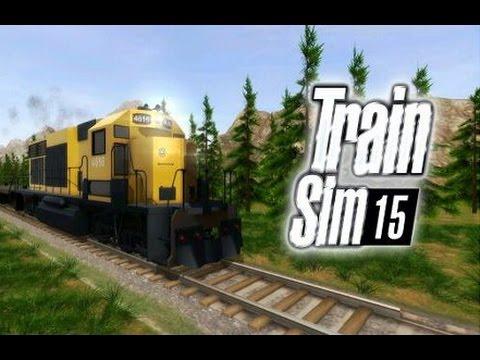 Train Sim 15 - Качественный симулятор поезда на Android(Обзор/Review)